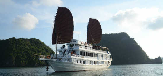 V'spirit Cruise in Halong bay