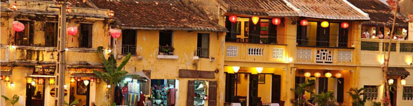 Hoi An the world's cultural heritage