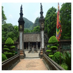 Hoa Lu and Tam Coc for full day